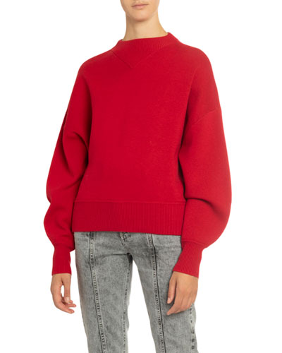 Karl Crewneck Pullover Sweater