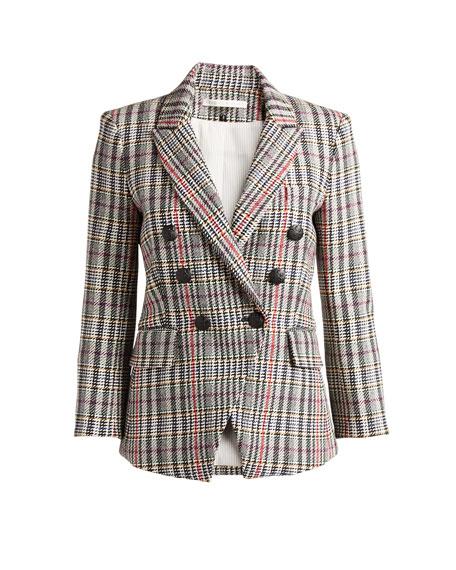 Empire Dickey Plaid Jacket