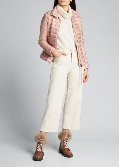Safre Puffer Coat
