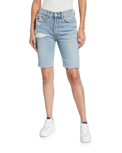 The 80s Long Shorts