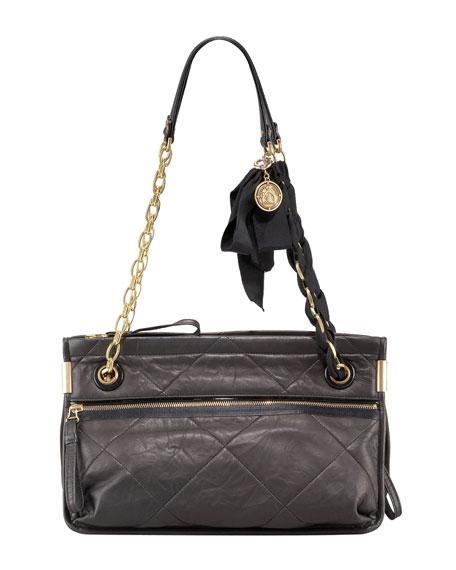 Lanvin Amalia Leather Tote Cheap Fashion Style opNRCBuNA8