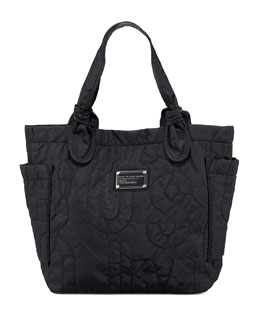 MARC by Marc Jacobs Pretty Nylon Little Tate Tote, Black