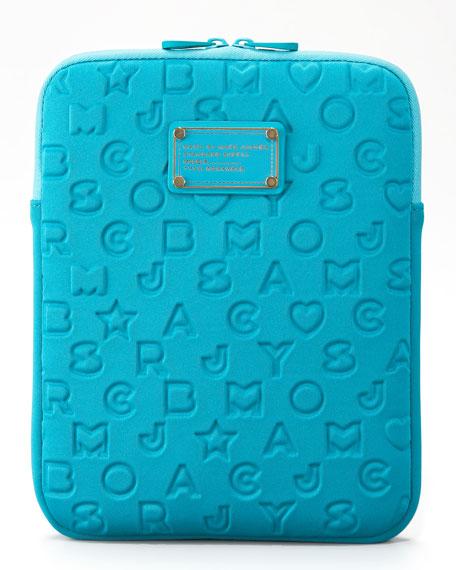 """Stardust Logo Neoprene 13"""" iPad Case"""