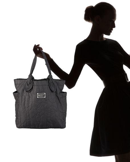 Pretty Nylon Tate Tote Bag, Black