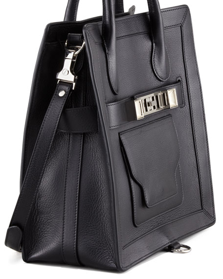 PS11 Tote Bag, Black