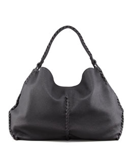 Bottega Veneta CERVO LARGE SHOULDER BAG