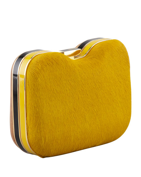 BG 111th Anniversary Giano Minaudiere, Yellow