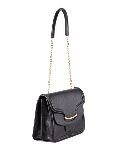 Heroine Shoulder Bag, Black