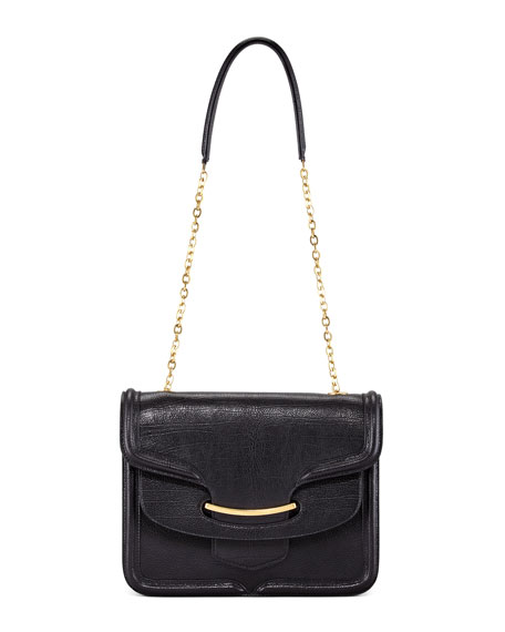Heroine Shoulder Bag, Black