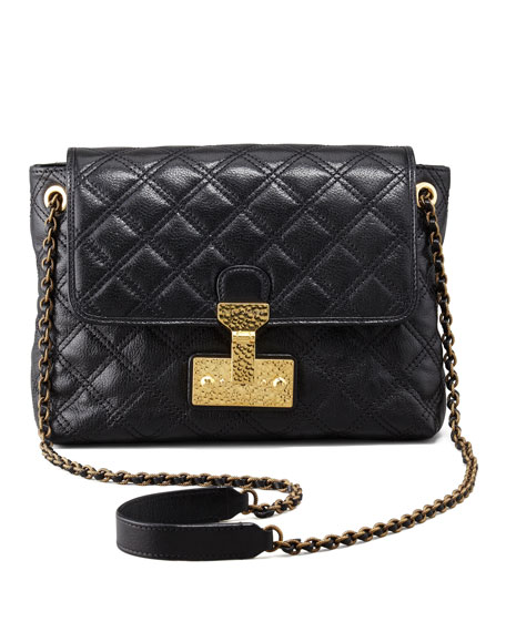 07dfa579e78a Marc Jacobs Single Baroque Large Quilted Bag