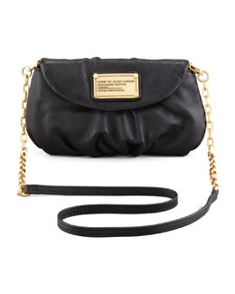MARC by Marc Jacobs Classic Q Karlie Crossbody Bag, Black