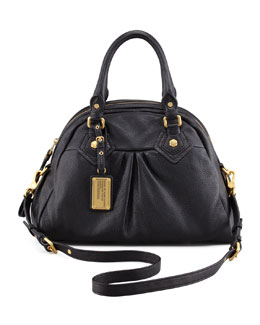 MARC by Marc Jacobs Classic Q Baby Aiden Satchel Bag, Black