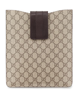 Gucci Original GG Canvas iPad Case
