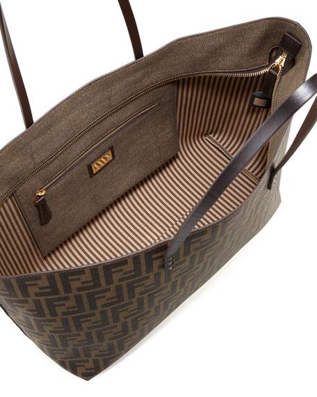 Zucca Roll Tote Bag