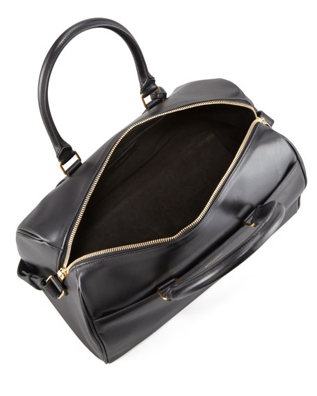 Small Duffel Saint Laurent Bag, Black