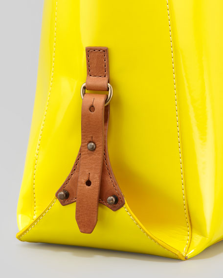 Kingsland Tote Bag, Citrus