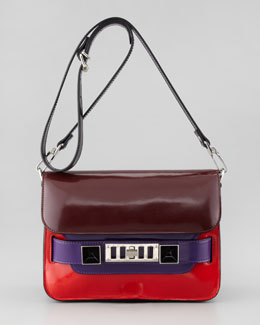 Proenza Schouler PS11 Mini Classic Shoulder Bag, Multicolor