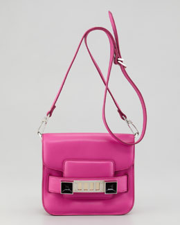 Proenza Schouler PS11 Tiny Crossbody Bag, Fuchsia