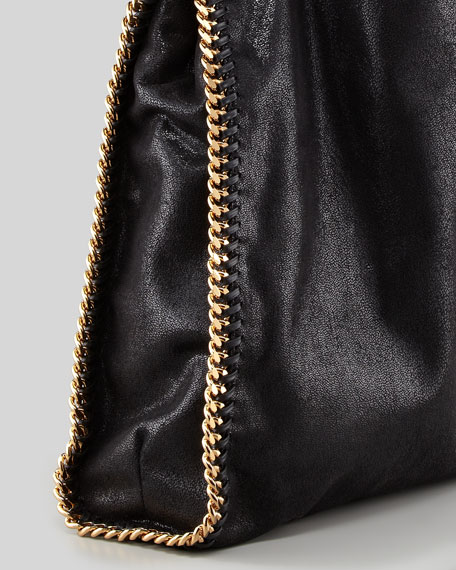 Falabella Big Tote Bag, Black