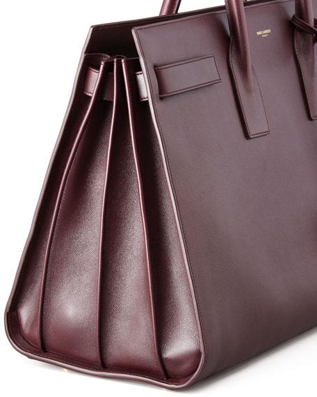 Sac De Jour Large Carryall Bag, Wine
