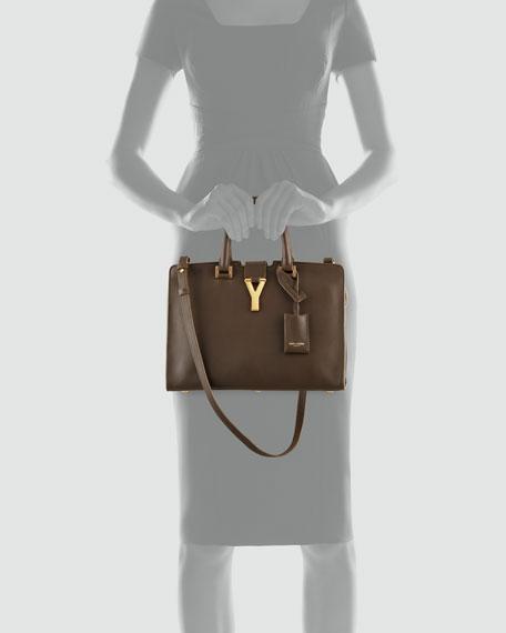 Y-Ligne Cabas Mini Bag, Khaki