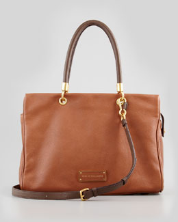 MARC by Marc Jacobs Too Hot To Handle Tote Bag, Brown Multi