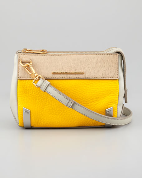Sheltered Island Camera Bag, Yellow