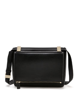 Givenchy New Rigid Medium Crossbody Bag, Black