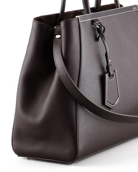 2Jours Tote Bag, Brown