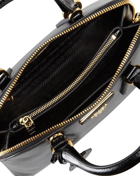a02fc3bfad7d Prada Small Saffiano Promenade Bag