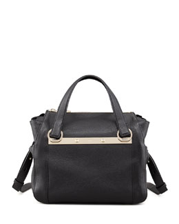 Chloe Bridget Mini Shoulder Bag, Black