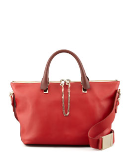 Chloe Baylee Medium Shoulder Bag, Red