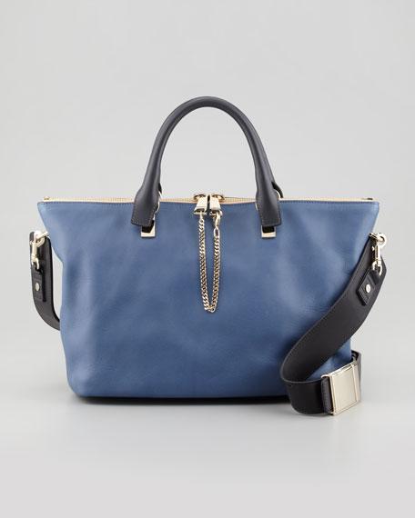 Baylee Medium Shoulder Bag, Blue