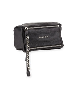 Givenchy Pandora Sugar Wristlet Bag, Black