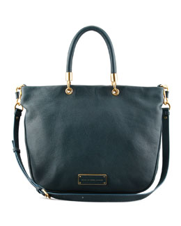 MARC by Marc Jacobs Too Hot to Handle Mini Tote Bag, Teal