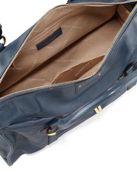 Wellington Fulton Satchel Bag, Atlantic