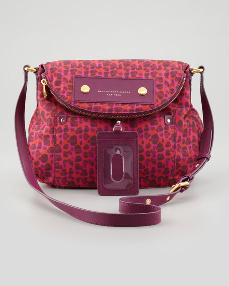 79424ef811f0 MARC by Marc Jacobs Preppy Nylon Natasha Isa Print Bag