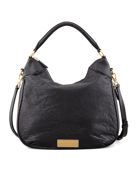 196543c8e4 MARC by Marc Jacobs Washed Up Billy Hobo Bag, Black