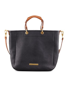 MARC by Marc Jacobs Softy Saddle Tote Bag, Black