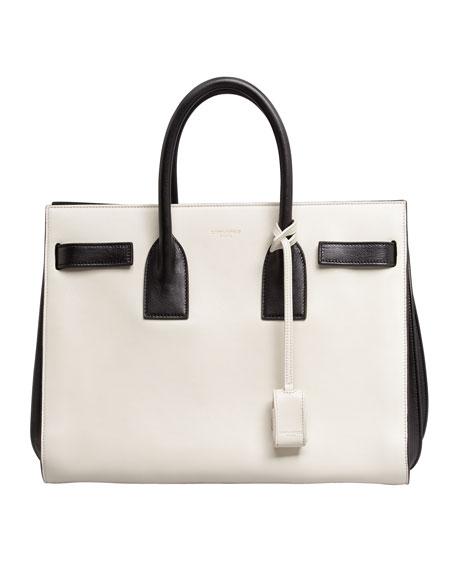 Sac de Jour Carryall Bag, White/Black