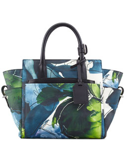 Reed Krakoff Atlantique Mini Tote, Floral Print