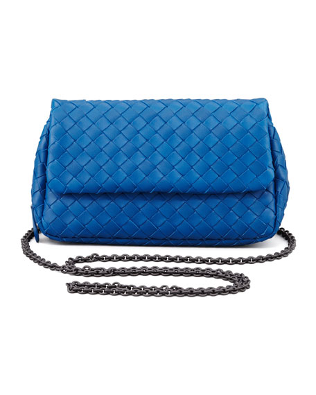 45270cdaaa9d Bottega Veneta Woven Mini Crossbody Bag