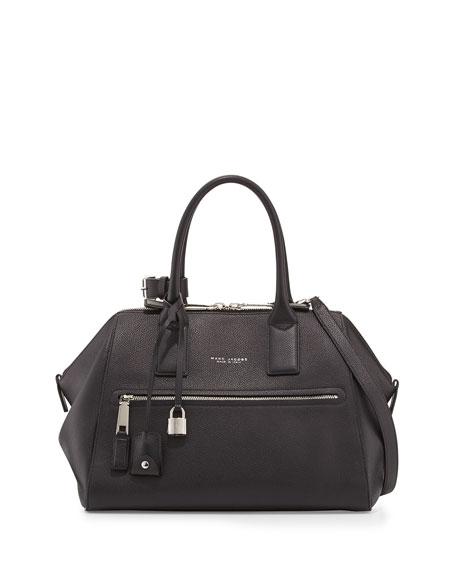 f0b4d8ac7f18 Marc Jacobs Incognito Medium Leather Satchel Bag