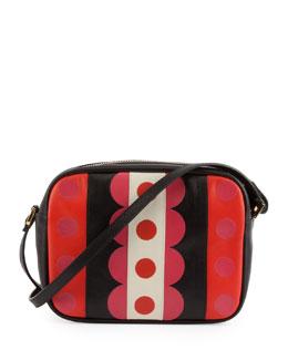 Valentino Carmen Mini Calfskin Crossbody Bag