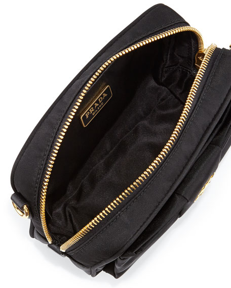 cc5712a81f34 Prada Tessuto Nylon Bow Crossbody Bag - Best Bag 2017