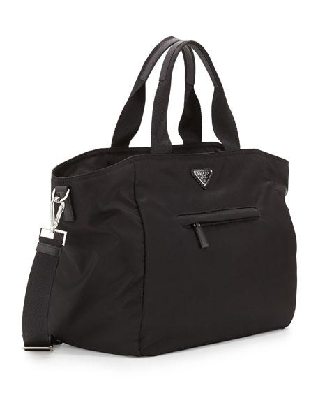 Prada Nylon Handbags