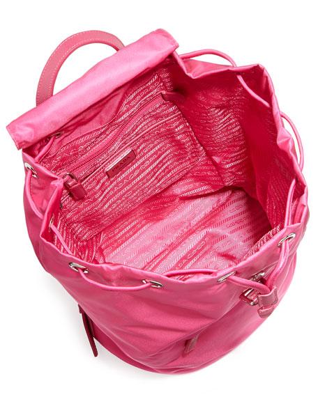 Vela Medium Backpack, Pink (Fuxia)