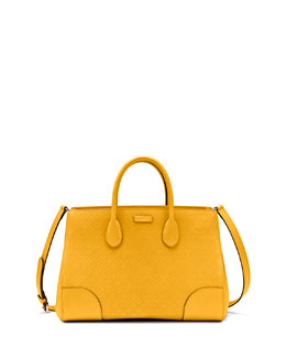 Gucci Bright Diamante Medium Bag, Yellow
