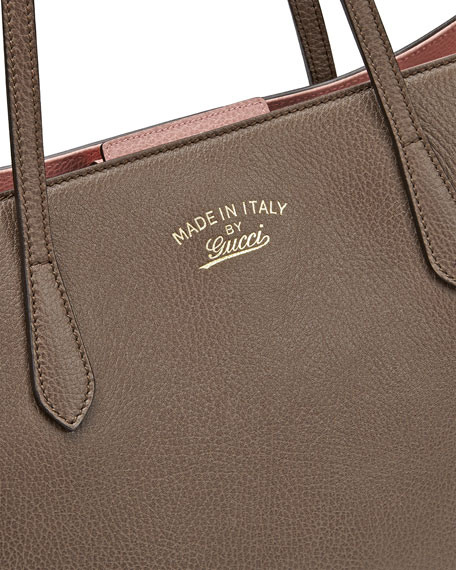 feb1adabf73 Gucci Gucci Swing Medium Tote Bag