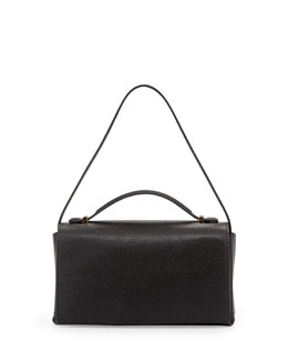 Book Bag 13 Small Satchel Bag, Black